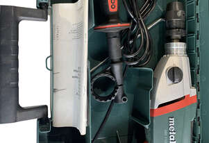 Metabo SBE1100 Plus Electronic Two-Speed Impact Drill - Germany