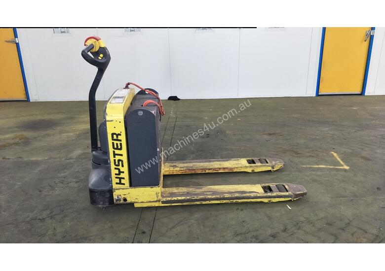 1.814 Battery Electric Pallet Truck