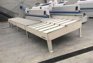 Return conveyor . Modular for KDT Edgebanders