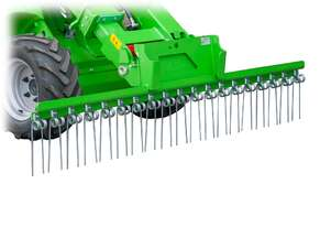 Avant   Front Rake Attachment