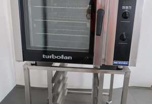 Turbofan E35D6-30 6 Tray Convection Oven
