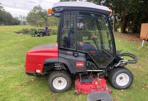 Toro Groundmaster 360D Turf Mower – LOW HOURS!