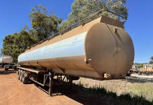 Trailer Tanker Marshall 40000L Lead SN1020 BY80188