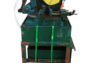 Brobo Waldown Cold Saws with Stand Precision Metal Cutting 415V 3 Phase Australian Made Quality S350