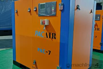 PACAIR 7.5kw  32CFM Fixed Speed Rotary Screw Air Compressor