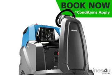 of Fimap MMG Plus Ride-On Scrubber-Dryer