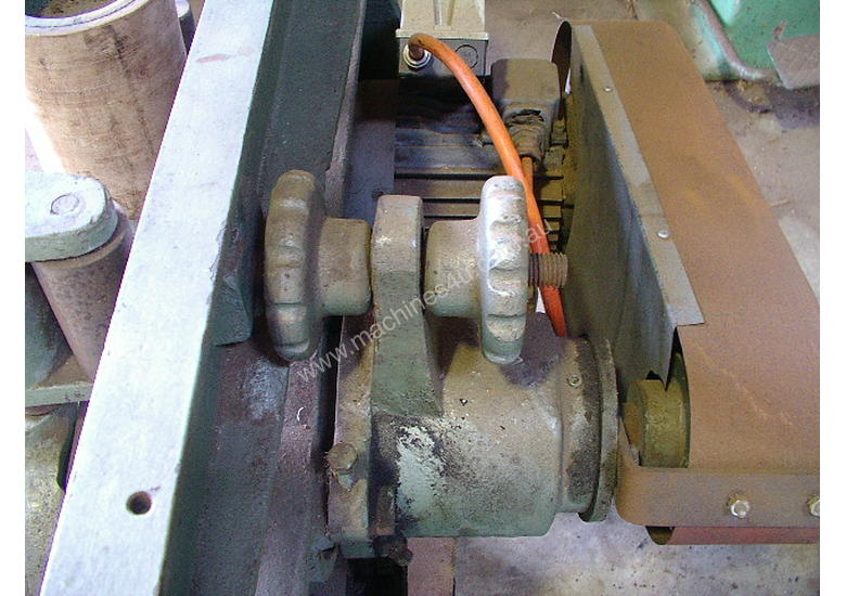 GE Lacey finger jointer edger