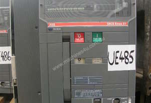 ABB SACE E1N 16 Load Break Switches.