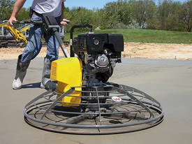 Wacker Neuson CT 48-8A - Walk behind trowel  - picture0' - Click to enlarge