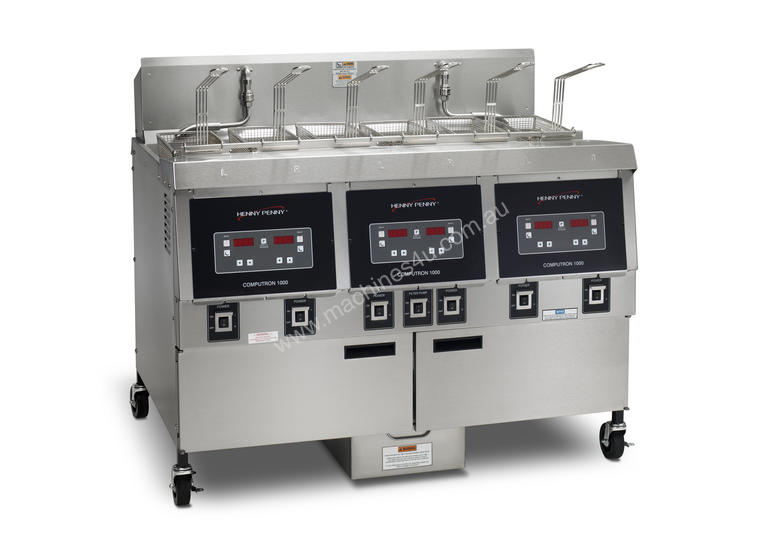 OFG 323  Well Gas Open Fryers