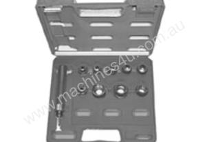 T & E TOOLS Wad Punch Kit 10 Piece SAE
