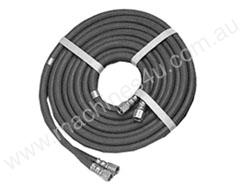 Oxy-Acetylene Hose - 5m Kit WIth Fittings