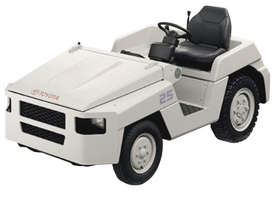 Toyota TD25 Towing Tractor - picture8' - Click to enlarge