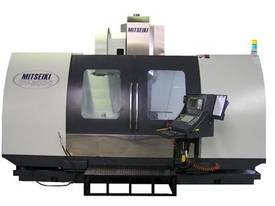 Mitseiki CV-2000 Vertical Machining Centre - picture0' - Click to enlarge