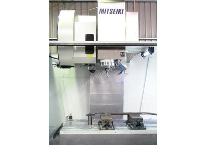 Mitseiki CV-2000 Vertical Machining Centre