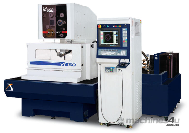 New Excetek V650 CNC Wire EDM in Osborne Park, WA Price: $129,600