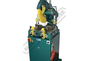 TNF-115 Non-Ferrous Metal Cutting Saw - Swivel & Compound Head 400mm Blade