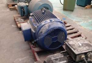 Ried Machinery electric motors up to300hp