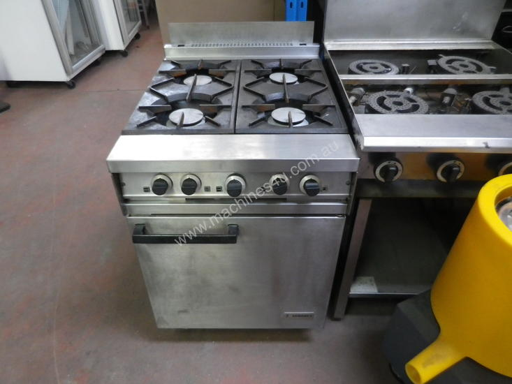 Falcon Dominator Gas Range - 4 Burner