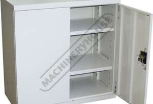 BSC-900 Industrial Storage Cabinet 900 x 450 x 900mm 150kg Shelf Load Capacity