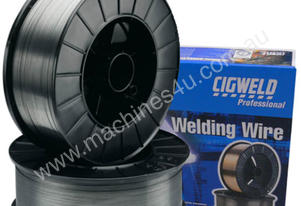 MIG WIRE 0.8MM GASLESS 0.45KG SPOOL