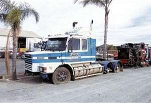 Scania 1986   T112H DISMANTLING
