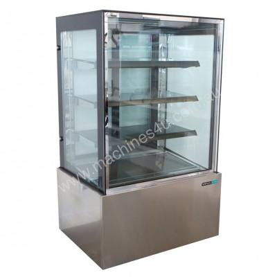 Anvil Aire DSV0830 4 Tier Square Glass Cake Display - 900mm