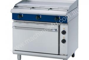 Blue Seal Evolution Series E506D - 900mm Electric Range Static Oven