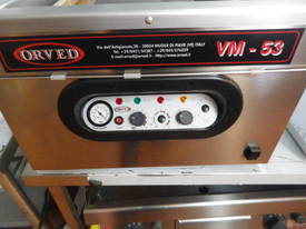 Orved VM-53 vacuum sealer - picture1' - Click to enlarge