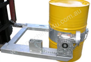 Drum Rotator (Forward) with Chain Operation