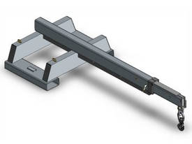 Fixed Jib Long Jib Attachment 4750Kg SWL - picture0' - Click to enlarge