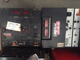 Used Lincoln NA-5 Controller - picture1' - Click to enlarge