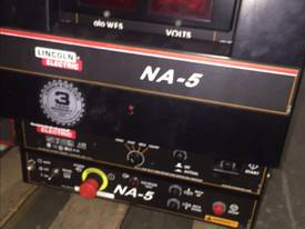 Used Lincoln NA-5 Controller - picture0' - Click to enlarge