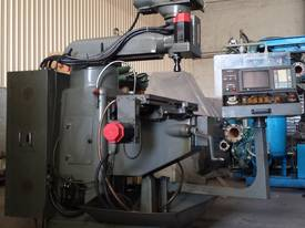 CNC King Rich Knee Type  Milling Machine - picture2' - Click to enlarge