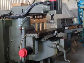 CNC King Rich Knee Type  Milling Machine - picture1' - Click to enlarge