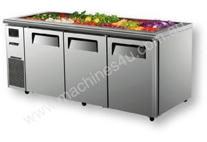 Turbo Air KSR18-3 Salad Side Prep Table Buffet