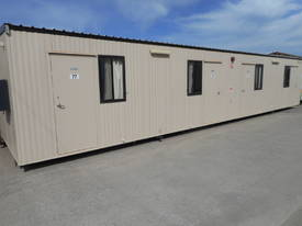 4 BEDROOM/ENSUITE ACCOMODATION BUILDINGS (3xUnits)
