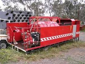 2000ltr tray mnt fire fighter , deisel powered pum - picture0' - Click to enlarge