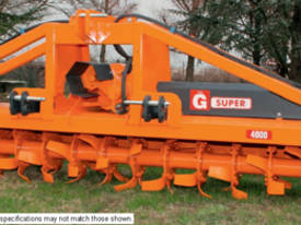 GL and GSL 130-240 hp Rotary Hoe