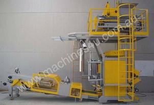 Vertical Form Fill Sealer: 40 bags/minute - A50