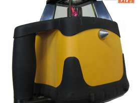 Dial In Grade Laser Level Drainage Inc Tripod & St - picture5' - Click to enlarge