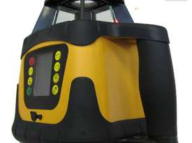 Dial In Grade Laser Level Drainage Inc Tripod & Staff - picture2' - Click to enlarge