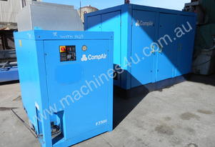 1200 CFM COMPAIR L200 COMPRESSOR, DRYER & RECIEVER
