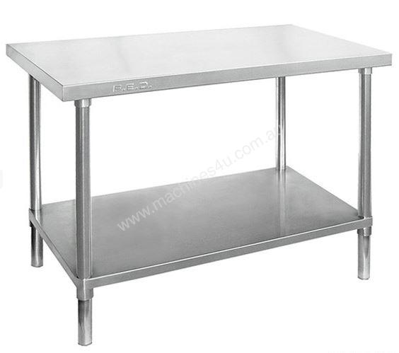 F.E.D. WB7-1800/A Stainless Steel Workbench