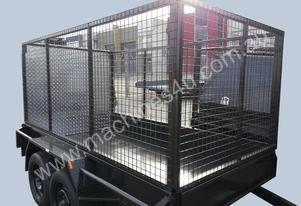 Western Trailers And Engineeri Custom Trailer
