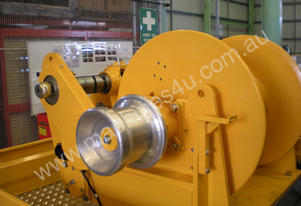 40kN Skid-Mounted Recovery Winch