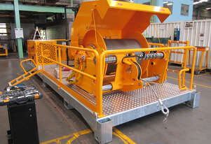 REDMOND GARY - 40kN Skid-Mounted Recovery Winch