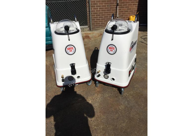 New Aust Machinery Carpet extractor Onyx 600psi