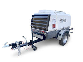 Portable Diesel Screw Compressor 400CFM Perkins - picture0' - Click to enlarge