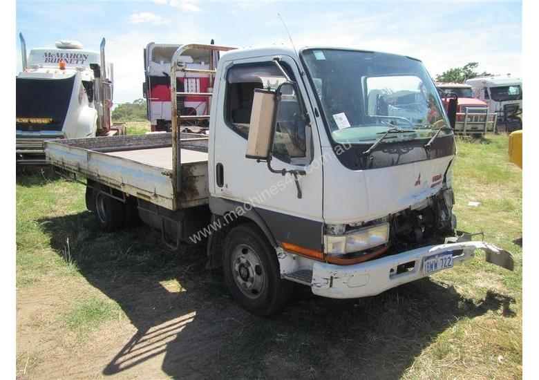 Used Mitsubishi Rigid Trucks for sale - 2005 Mitsubishi Canter Tray 1 ...